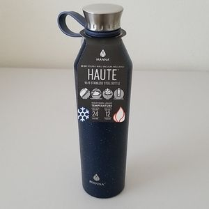 Manna Haute Stainless Steel Bottle